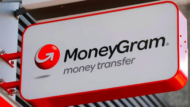 Логотип сервиса MoneyGram